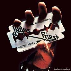 Discos de vinilo: LP JUDAS PRIEST BRITISH STEEL VINILO 180G HEAVY METAL. Lote 254949835