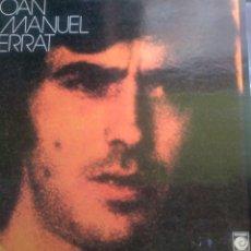 Discos de vinilo: JOAN M. SERRAT. Lote 254950175