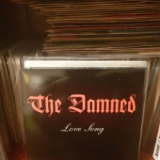Discos de vinilo: THE DAMNED / LOVE SONG / NOT ON LABEL. Lote 254953235