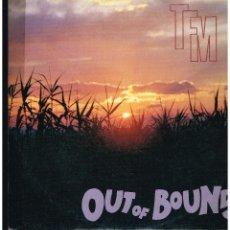 Discos de vinilo: T.F.M. - OUT OF BOUNDS - MAXI SINGLE 1990 - ED. ITALIA. Lote 254953790