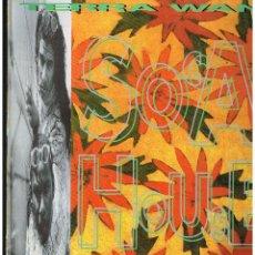 Discos de vinilo: TERRA WAN - SOCA HOUSE - MAXI SINGLE 1991 - ED. ESPAÑA. Lote 254954275