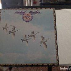 Discos de vinilo: MICHAEL MURPHEY - SWANS AGAINST THE SUN (COUNTRY ROCK) / ALBUM LP USA 1975. NM-NM. Lote 254955745