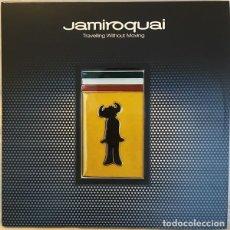Discos de vinilo: 2LP JAMIROQUAI TRAVELLING WITHOUT MOVING VINILO FUNK. Lote 254955945