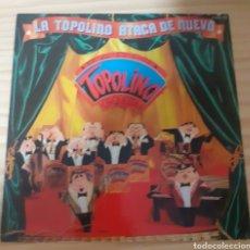 Discos de vinilo: LA TOPOLINO ATACAN DE NUEVO ORQUESTA. Lote 254961955