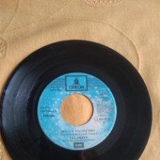 Disques de vinyle: BAL-5 DISCO VINILO 7 PULGADAS SIN CARATULA LOS AMAYA SOY UN VAGABUNDO Y EL JALA JALA. Lote 254962580