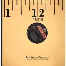 Discos de vinilo: TASTE-T-LIPS - HYPNOTIZE - MAXI SINGLE 1988 - ED. USA. Lote 254965665