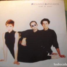 Discos de vinilo: PRESUNTOS IMPLICADOS ALMA DE BLUES. Lote 254972935