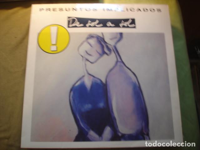 PRESUNTOS IMPLICADOS DE SOL A SOL (Música - Discos - LP Vinilo - Grupos Españoles de los 70 y 80)