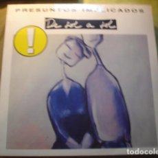 Discos de vinilo: PRESUNTOS IMPLICADOS DE SOL A SOL. Lote 254973360