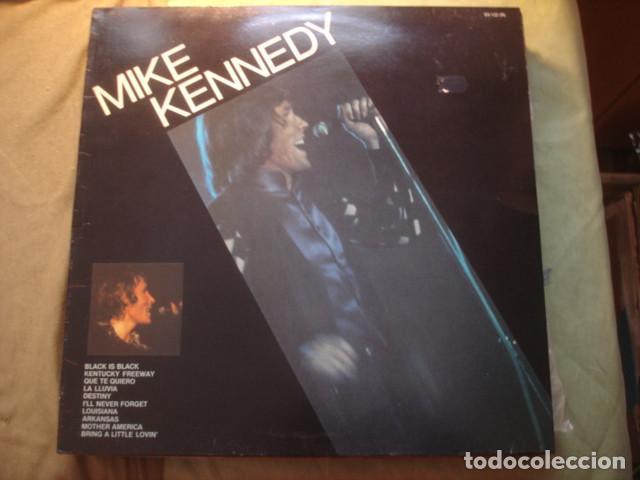 MIKE KENNEDY MIKE KENNEDY (Música - Discos - LP Vinilo - Grupos Españoles de los 70 y 80)