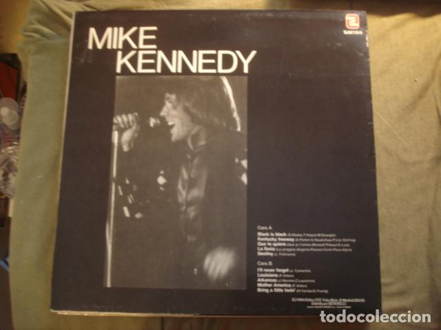 Discos de vinilo: Mike Kennedy Mike Kennedy - Foto 2 - 254976040