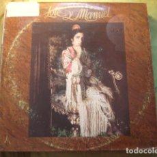 Discos de vinilo: LOLE Y MANUEL CASTA. Lote 254976460