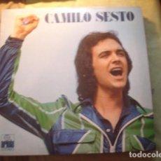 Discos de vinilo: CAMILO SESTO CAMILO SESTO. Lote 254976875