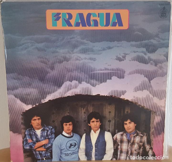 LP / FRAGUA - FRAGUA, 1979 (Música - Discos - LP Vinilo - Grupos Españoles de los 70 y 80)