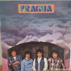 Discos de vinilo: LP / FRAGUA - FRAGUA, 1979. Lote 254977285