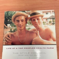 Discos de vinilo: THE STYLE COUNCIL. Lote 254977510