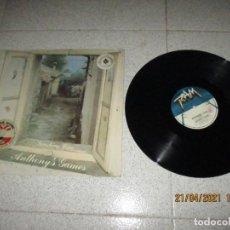 Discos de vinilo: ANTHONY´S GAMES - SUNSHINE LOVE - MAXI - ITALIA - RAM PRODUCTIONS - LV -. Lote 254981390