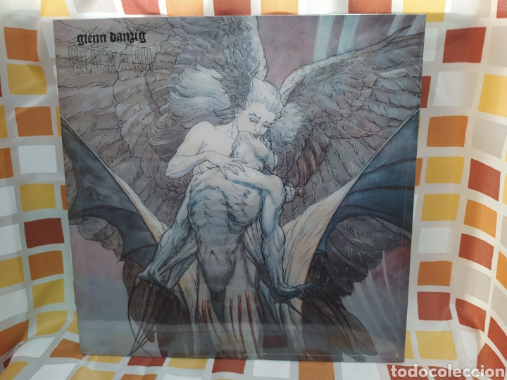 GLENN DANZIG–BLACK ARIA . LP VINILO NUEVO PRECINTADO (Música - Discos - LP Vinilo - Heavy - Metal)