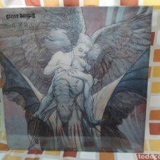Discos de vinilo: GLENN DANZIG–BLACK ARIA . LP VINILO PRECINTADO. Lote 254983640