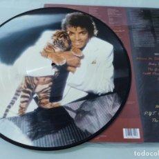 Discos de vinilo: MICHAEL JACKSON - THRILLER ..LP - PICTURE DISC DE 2008 - NUEVO. Lote 254984310
