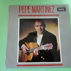 Discos de vinilo: PEPE MARTINEZ DECCA 1973. Lote 254984880