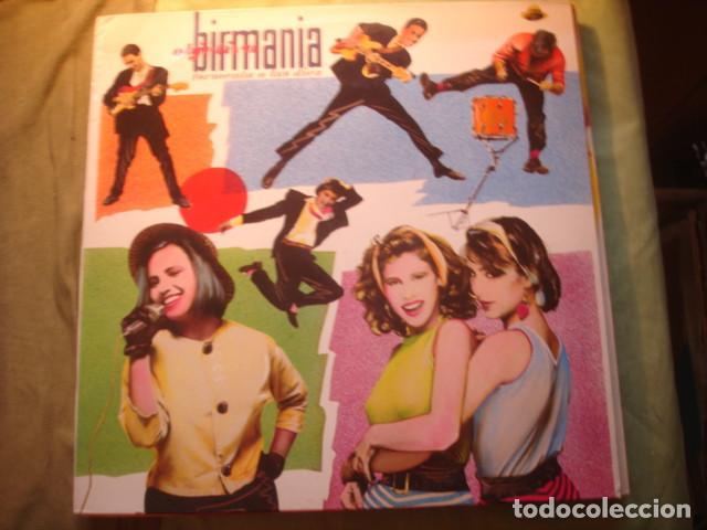OBJETIVO BIRMANIA TORMENTA A LAS DIEZ (Música - Discos - LP Vinilo - Grupos Españoles de los 70 y 80)