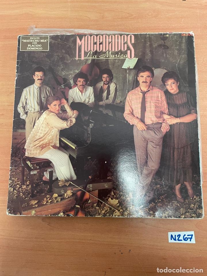MOCEDADES - LA MÚSICA (Música - Discos - LP Vinilo - Otros estilos)