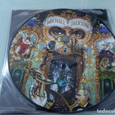 Discos de vinilo: MICHAEL JACKSON - DANGEROUS ..2 LP ´S - PICTURE DISC - EPIC 2018 - NUEVO PRECINTADO. Lote 254987615