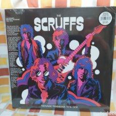 Discos de vinilo: THE SCRUFFS –TEENAGE TRAGEDIES 1974-1979. LP VINILO PRECINTADO. Lote 254987750