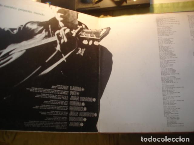 Discos de vinilo: Nuestro Pequeño Mundo El Folklore De Nuestro Pequeño Mundo - Foto 2 - 254990550