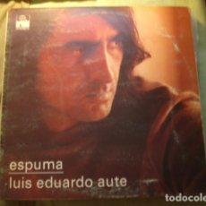 Discos de vinilo: LUIS EDUARDO AUTE ESPUMA (CANCIONES ERÓTICAS). Lote 254992095