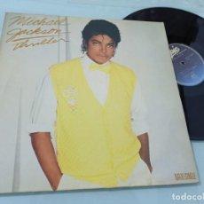 Discos de vinilo: MICHAEL JACKSON - THRILLER .. MAXISINGLE DE EPIC ESPAÑOL DE 1983 - BUEN ESTADO. Lote 254994090