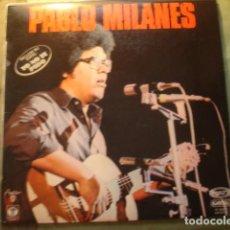 Discos de vinilo: PABLO MILANÉS PABLO MILANÉS. Lote 254994305