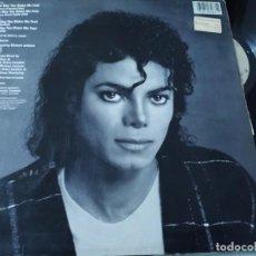 Discos de vinilo: MICHAEL JACKSON - THE WAY YOU MAKE ME FEEL .. MAXISINGLE ESPAÑOL DE 1987 - BUEN ESTADO. Lote 254994680
