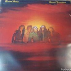 Discos de vinilo: URIAH HEEP WEET FREEDOM EDICION ALEMANA 1973. Lote 254995130
