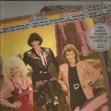 Discos de vinil: DOLLY PARTON TRIO. Lote 254998095