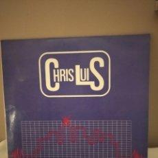 Discos de vinilo: CHRIS LUIS - THE HEART OF THE CITY.. Lote 254998910
