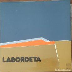 Discos de vinilo: LP / LABORDETA - TIEMPO DE ESPERA, 1975. Lote 255002325