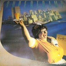 Discos de vinilo: SUPERTRAMP-BREAKFAST IN AMERICA-CONTIENE ENCARTE-ORIGINAL ESPAÑOL. Lote 255003320