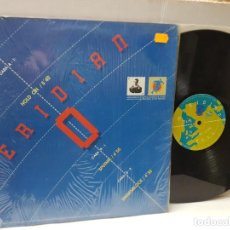 Discos de vinilo: MAXI SINGLE 33 -MERIDIAN 0-HOLD ON EN FUNDA ORIGINAL AÑO 1993. Lote 255004495