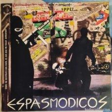 Discos de vinilo: ESPASMODICOS - MINI LP MUSIKRA RECORDS 1983 PROMO. Lote 255008010