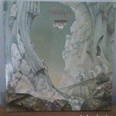 Discos de vinilo: YES - RELAYER - LP - CARPETA DOBLE - 1975. Lote 255015610