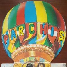 Discos de vinilo: LP / PARCHIS - LAS LOCURAS DE PARCHIS, 1982. Lote 255025990