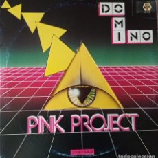 "Discos de vinilo: DOBLE ÁLBUM ""PINK PROJECT"" -DOMINÓ- ORIGINAL ANALÓGICO GRECIA 1982. Lote 255028665"