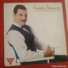 Discos de vinil: FREDDIE MERCURY – THE FREDDIE MERCURY ALBUM LP 1992. Lote 255306210