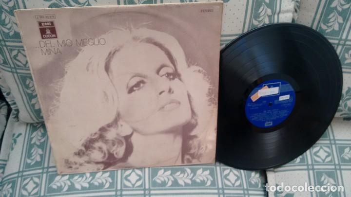 L.P ( VINILO) DE MINA AÑOS 70 (Música - Discos - LP Vinilo - Canción Francesa e Italiana)