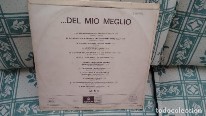 Discos de vinilo: L.P ( VINILO) DE MINA AÑOS 70 - Foto 2 - 255320605