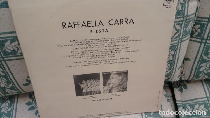 Discos de vinilo: L.P.-VINILO- DE RAFAELLA CARRA AÑOS 70 - Foto 3 - 255320945