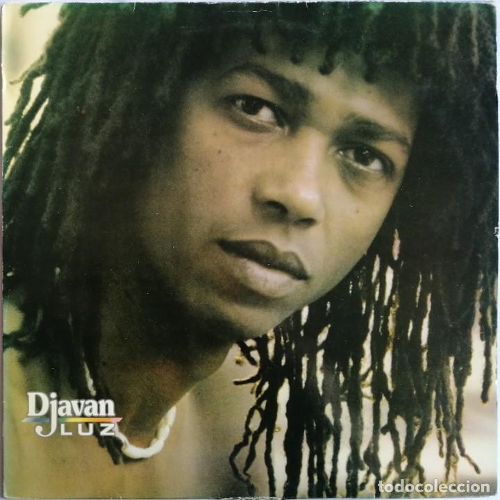 DJAVAN, LUZ, CBS S 25224, PROMO (Música - Discos - LP Vinilo - Reggae - Ska)