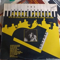 Discos de vinilo: ANDRÉ PREVIN - THE JAZZ PIANO OF ANDRE PREVIN (EMBASSY, UK, 1977). Lote 255339195